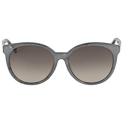 Gucci Cat Eye Sunglasses - Choose Color Crystal Rose or Gray