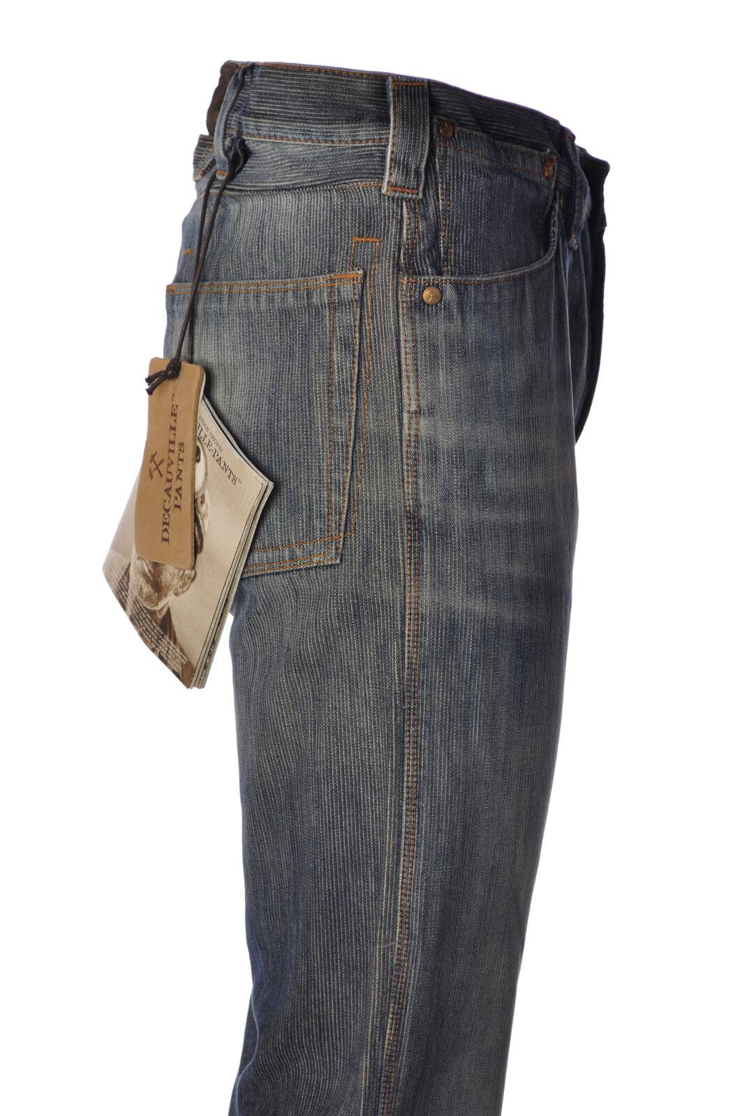 Decauville Pants - Jeans-Pants - Man - Denim - 2976312F184458