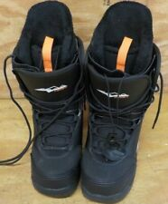 HMK Mens Summit Dual Boa Boot Black, Size 8
