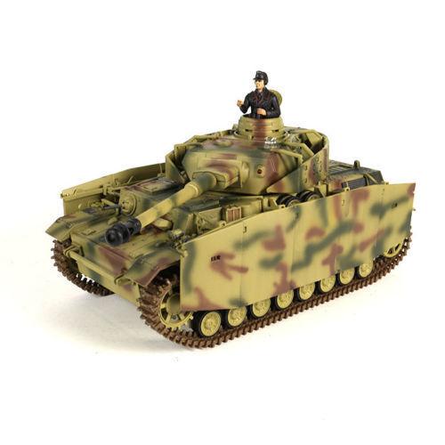 UNIMAX German Panzerkampfwagen (Pz.Kpfw.IV) Ausf. H with Schurzen 124 scale
