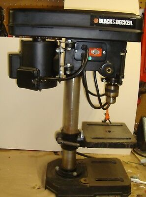 Cool Black Decker 9400 Type 3 Drill Press Single Phase 1 6 Hp Pick Up Only Machost Co Dining Chair Design Ideas Machostcouk