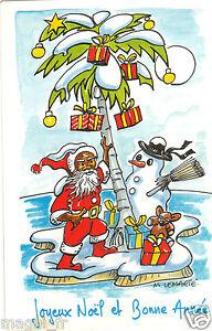Fantasia-cpsm-Buon-Natale-e-Felice-Anno-Nuovo