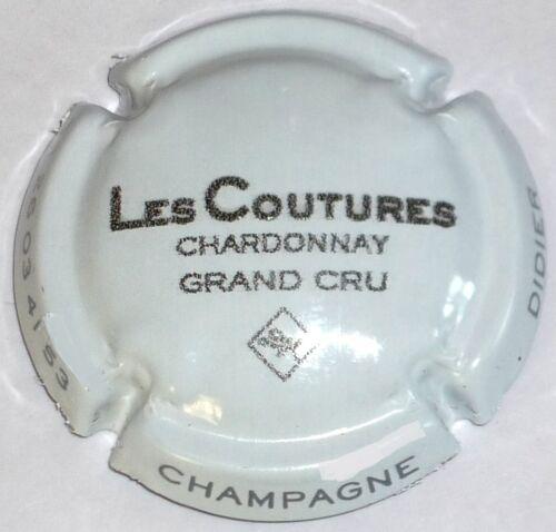 Capsule de Champagne Très New !! Les Coutures ! HERBERT Didier !!