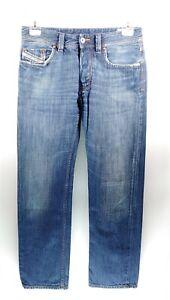 Diesel Larkee Wash 008LH W31 L32 blau Herren Jeans Hose Denim Designer Retro VTG