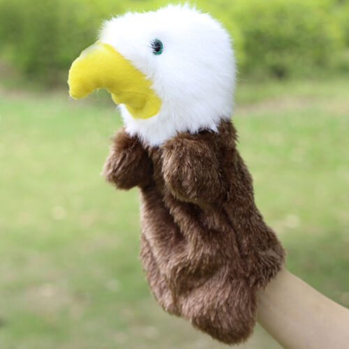 Animal Cartoon Hand Glove Puppet Soft Plush Puppets Kids Toy Learning Role Play
