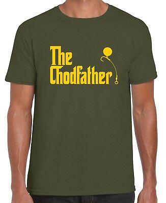 THE CHOD FATHER Gildan Branded Chod Rig Carp Fishing Choddy Angling HOODIE