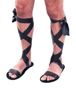 Hombres Zapatos Sandalias romano, griego, vestido de fantasía