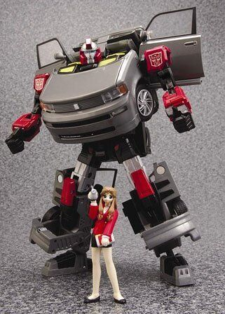 Kb11 transformers Binaltech Asterisk BTA -03 Broadblast Feat leksakota Action Figur