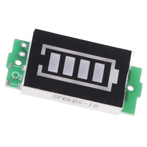 1S 2S 3S 4S 6S Lithium battery capacity indicator module battery power tester 0U