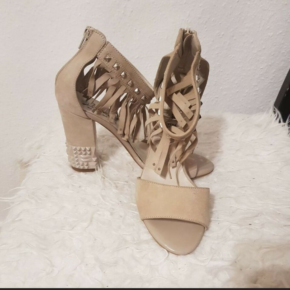 Pumps, str. 38, Nude