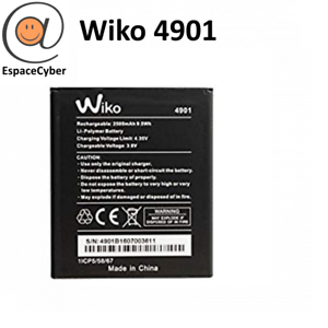 Batterie-Wiko-4901-Tommy-1-Tommy-2-2500-mAh