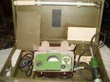 Military Geiger Counter Dosimeter Dp 5v With Sbm 20 Sts 5 Amp Si3bg Tube A B Set