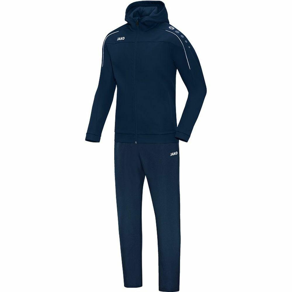 Jako Fútbol  Entrenamiento Deportivo Para Mujeres Chaqueta con capucha Top Chándal Completo Pantalones Pantalón  garantizado