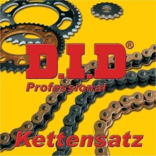 SE 10F 10W Bj DID Std Kettensatz Yamaha SR 125 1991-2002
