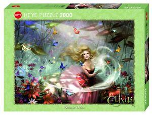 Heye Puzzles - 2000 Pièce Puzzle - Faire un Souhait HY29782