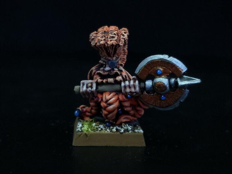 Warhammer fantasy, die akkus gemalt zwerge - daemon slayer mit großen waffe ap5020