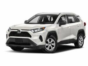 2020 Toyota RAV 4 LE