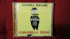 BERSANI-SAMUELE-CARAMELLA-SMOG-CD