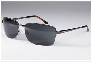 Timberland-Men-039-s-Dark-Metal-Sunglasses-with-100-UV-Protection