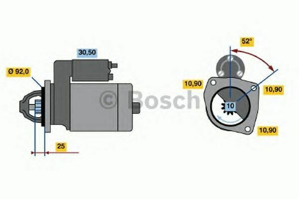 REPLACEMENT 12 VOLT STARTER MOTOR 112563 393499 499529 399169 NEW QUALITY