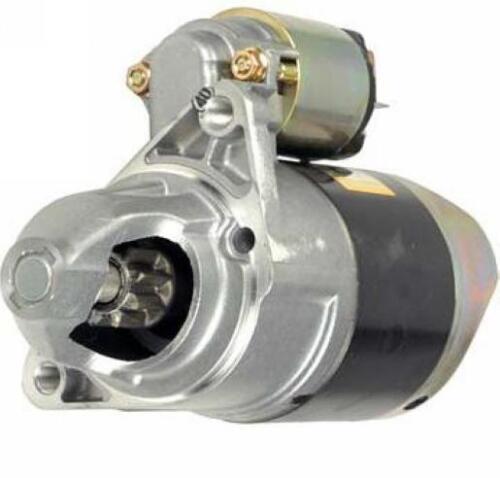 Starter Kubota E60-NB1 E70-NB1 E85-NB  12475-63011 14278-63014 NEW
