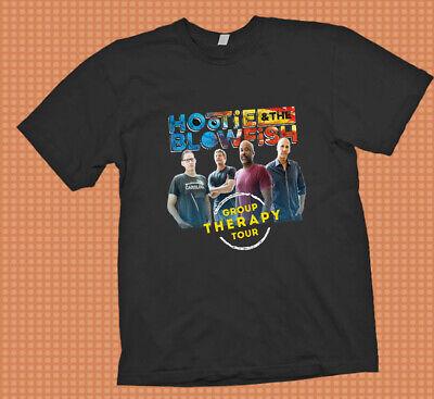 Hootie and the Blowfish Live Concert Waylon Cash Nelson black t shirt Band Tour