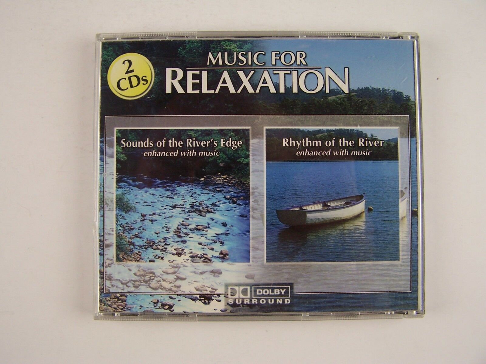 Relax With...Sounds Of The River's Edge & Rhythm Of The