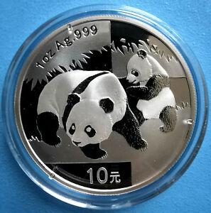 1oz-bzw-30g-Panda-1990-2020-China-10-Yuan-999-1000-ag-Silber-Zubehor