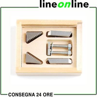 STAFFE DI SERRAGGIO A GRADINI IN ACCIAIO PROXXON 24256