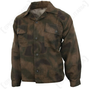 WW2 German Sumpftarn Camo M44 Jacket - Repro Army Heer Jacket Shirt ... 681f2f6d73