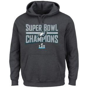 Image is loading Philadelphia-Eagles-NFL-Super-Bowl-LII-Champions-Sudden- 422ee67e0