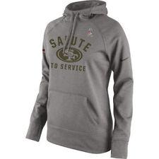 Nike San Francisco 49ers Women's XL Salute To Service Hoodie sweatshirt 826020