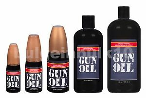 Sex Lubricants And Oils