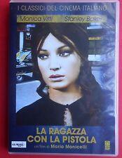 film dvd la ragazza con la pistola monica vitti mario monicelli stanley baker gq