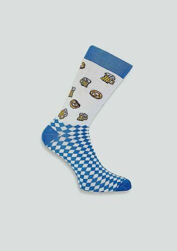 39-46 Grill Palme Bayern Bier Fun Socks Strümpfe Socken verschiedene Motive Gr
