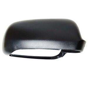 black Right Driver Side Mirror Cover