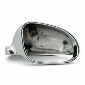 Derecho-Side-Espejo-Retrovisor-Cubiertas-Para-2007-2010-VW-Jetta-MK5-Passat-B6