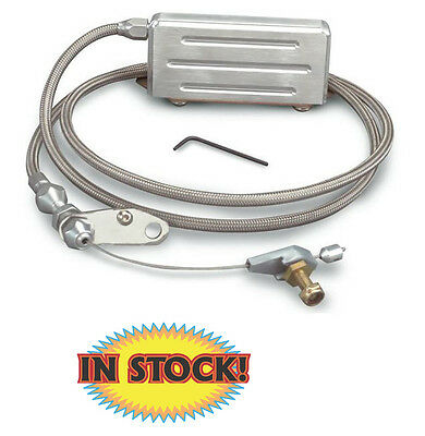 Lokar KD-2350HT60 GM TH-350 Trans Hi-Tech Kickdown Cable Kit 60 Inch