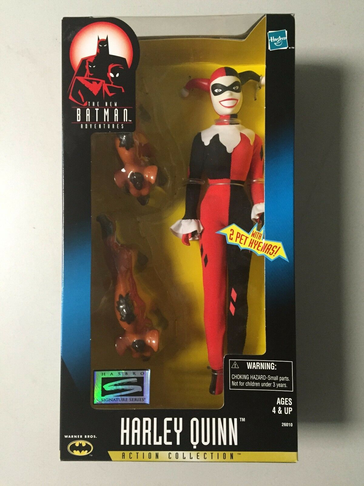 Harley Quinn Batman Adventures Hasbro 12