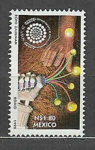 Mexico - Mail 1995 Yvert 1647 MNH