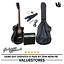 thumbnail 1 - Johnny Brook Electro Acoustic Guitar Amplifier Starter Kit Bundle Black