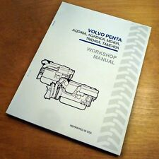 7731268 4 volvo penta service workshop manual md tmd aqad31a engine rh ebay com