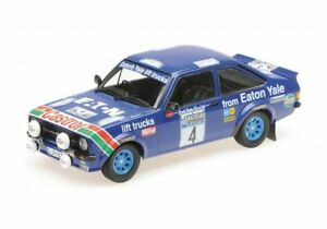 Ford Escort Rs 1800 Winners Lombard Rac Rally 1978 MINICHAMPS 1:18 155788704