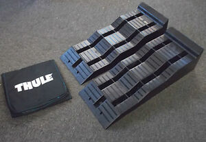 Pair-of-Thule-Levellers-Levelling-Ramps-for-Motorhome-Caravan-Ramp