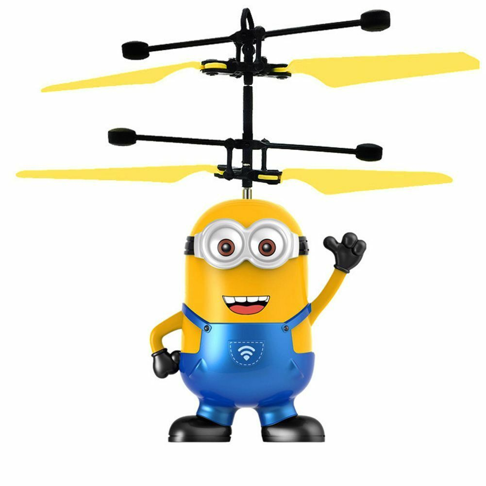 DESPICABLE ME FLYING Drone Aircraft Flying Minion