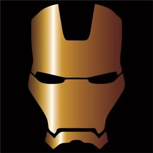 Iron-Man-Vinyl-Decal-Sticker-Choose-Color-amp-Size-Avengers