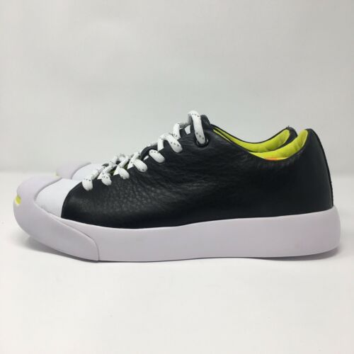 CONVERSE JACK PURCELL MODERN LEATHER Men's 6 Women's 7.5 158343C Chuck Taylor