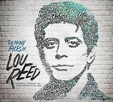 MANY FACES OF LOU REED  3 CD NEU