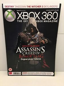 Xbox 360 The Official Xbox Magazine  Issue 97 April 2013 UK free post