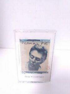 Paul McCartney - Flaming Pie - USA 1997 Cassette Tape - Capitol - The Beatles